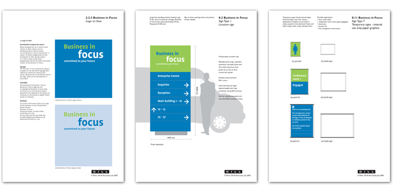 Business in Focus Brand Guidelines