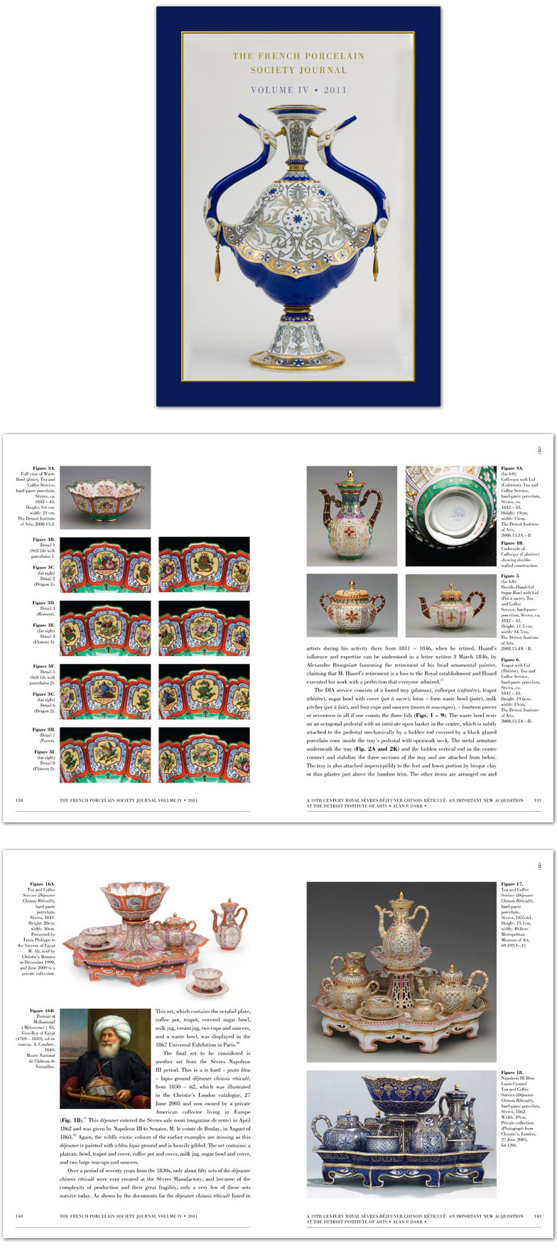 The French Porcelain Society Journal