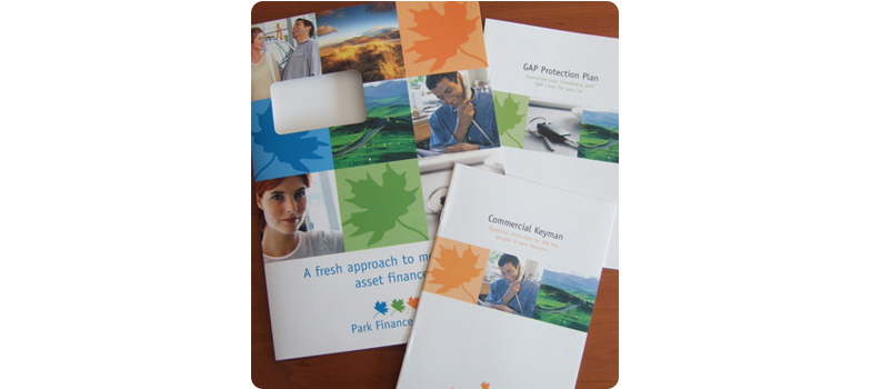 Park Finance Group Corporate Brochures